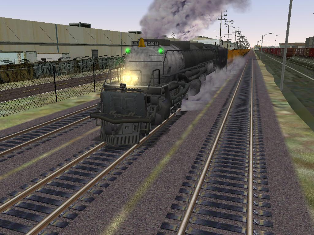 My Union Pacific Big Boy 4014 tribute -> Attachments - Elvas