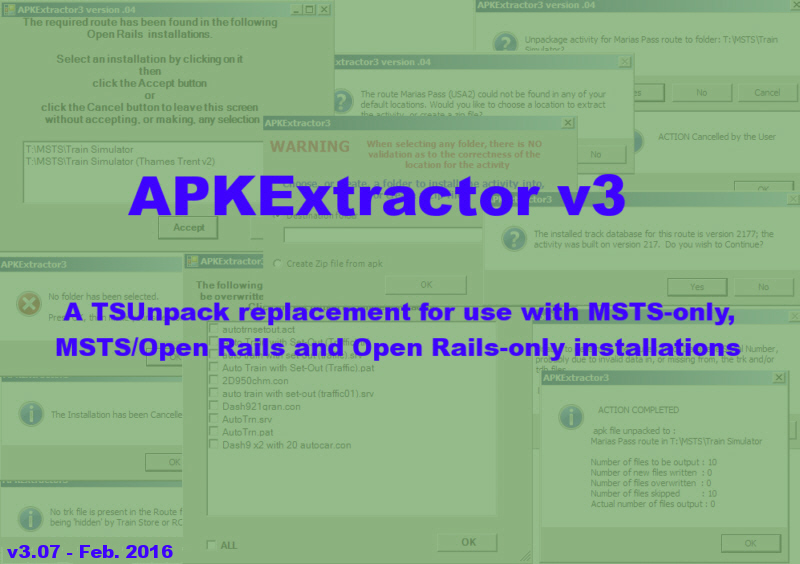 APKExtractor3 - a replacement for TSUnpack - Elvas Tower